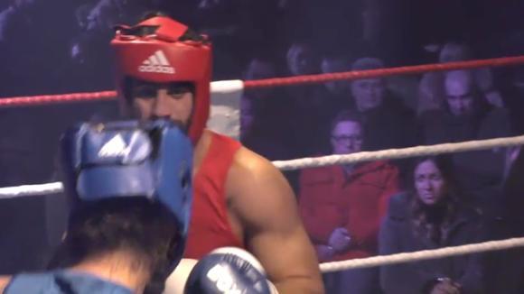 Ruud en Ivan gaan het gevecht met elkaar aan